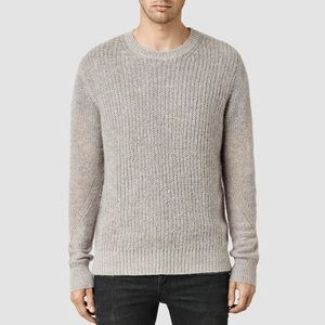 NWT All Saints Montall crew sweater